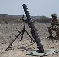 120-мм миномёт K6 «Soltam» (Израиль)