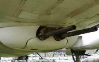 Авиационные установки с пушкой АМ-23 (Россия)