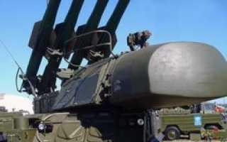Зенитный ракетный комплекс 9К37 Бук (СССР)