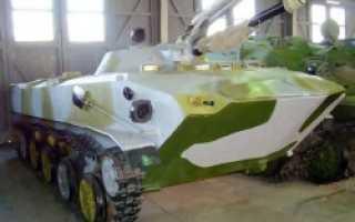 Опытная боевая машина десанта «Объект 915» (СССР)