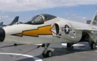 Истребитель-перехватчик F-11 «Tiger» (США)