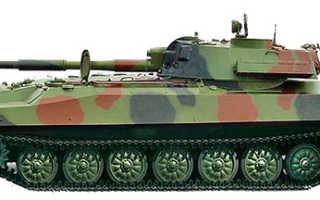 Самоходная гаубица 2С1 Гвоздика (СССР)