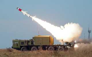 Противокорабельный ракетный комплекс «Бастион» (СССР)