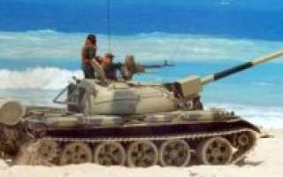 Основной боевой танк Ramses II (Египет)