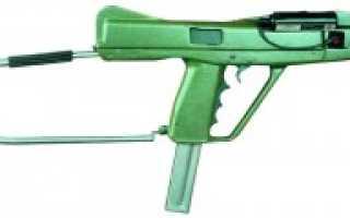 Пистолет-пулемёт MP-80 (Австрия)