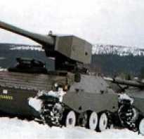 Опытный танк UDEX XX20 (Швеция)