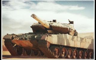 Опытные танки KVT и IVT (Германия)