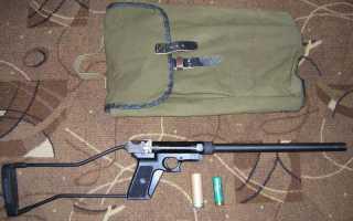 Пистолет специальный «Туляк»