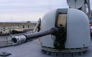 Артиллерийская установка Mk75 (США)
