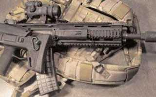 Штурмовая винтовка AAI ACR (США)