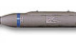 Авиационная управляемая бомба GBU-24 (США)