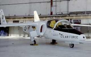 Опытный самолет Т-46А Eaglet (США)