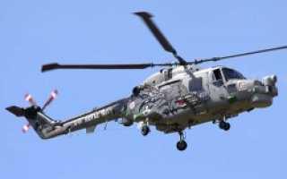 Многоцелевой корабельный вертолет Lynx HAS.3 (Великобритания)