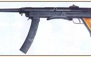 Пистолет-пулемёт Коровина (СССР)