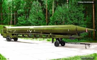 Баллистические ракеты средней дальности 8К63 Р-12 / Р-12У (СССР)
