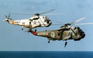 Многоцелевой вертолёт S-61 Sea King (США)
