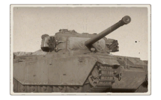 Средний танк Centurion (Великобритания)
