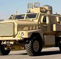 Бронеавтомобиль Cougar H (США)