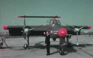 Опытный самолёт Convair Skate (США)