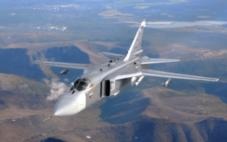 Самолёт-разведчик Су-24МР (СССР)