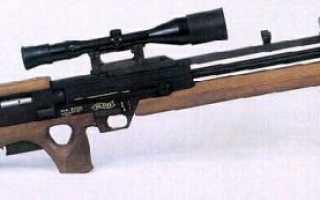 Снайперская винтовка Walther WA2000 (Германия)