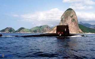 Атомная подводная лодка типа «Sturgeon» (США)