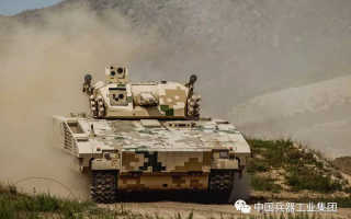 Боевая машина пехоты Norinco VN17 (Китай)