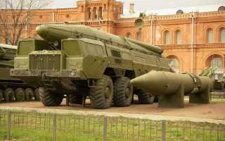 Оперативно-тактический ракетный комплекс 9К76 «Темп-С» (СССР)