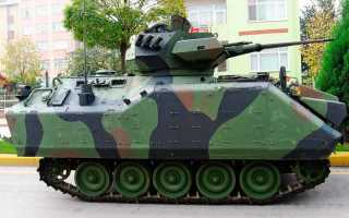 Боевая машина пехоты AIFV (Турция)