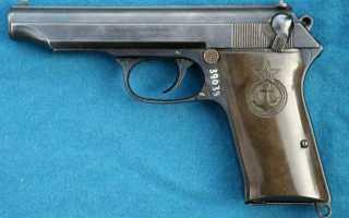 Пистолет «Балтиец» (СССР)