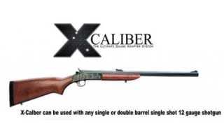 X-Caliber: Оружие для выживания