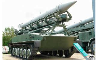 Тактический ракетный комплекс 2К6 «Луна» (СССР)