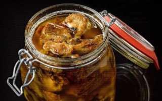 Меню выживальщика: Каурма — мясо, консервированное с овощами