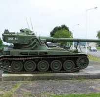 Легкий танк AMX-13 (Франция)