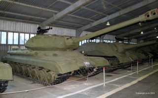 Опытная самоходная артиллерийская установка «Объект 108» (СУ-152Г) (СССР)