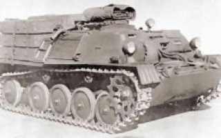 Лёгкий артиллерийский тягач АТ-П («Объект 561») (СССР)