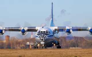 Военно-транспортный самолет Ан-12 (СССР)