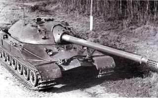 Опытный танк ИС-7 образца 1948 года (СССР)