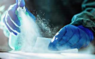Антисептики: современные дезинфицирующие средства, советы по применению