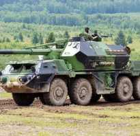 Самоходная артиллерийская установка DANA