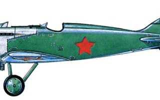Опытный истребитель С-1 (СССР)