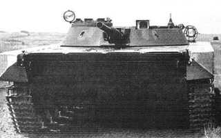 Опытная боевая машина пехоты «Объект 911» (СССР)