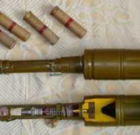 Противотанковая ручная граната РКГ-3 (СССР)