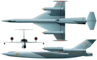 Проект дальнего морского бомбардировщика-разведчика СД МБР (СССР)