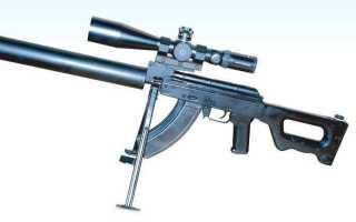 Снайперская винтовка «Аскория» (Украина)