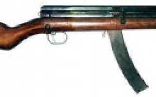 Пистолет-пулемёт 6П46 (Россия)