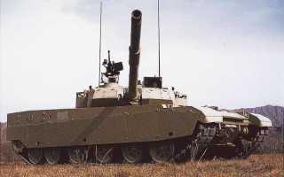 Основной боевой танк VT2B (Китай)