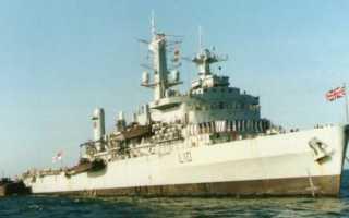 Десантные корабли типа HMS Fearless (Великобритания)