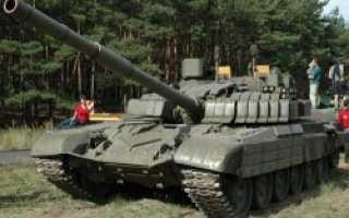 Основной боевой танк T-72M2 Moderna (Словакия)