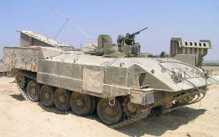 Боевая машина пехоты Achzarit (Израиль)